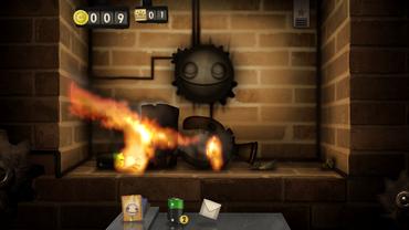 Little Inferno obrázky ze hry.