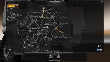 Euro Truck Simulator 2 - obrázky ze hry.