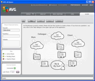 AVG LiveKive