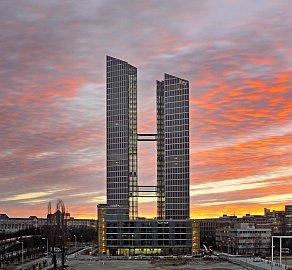 IoT sídlo IBM v Mnichově.