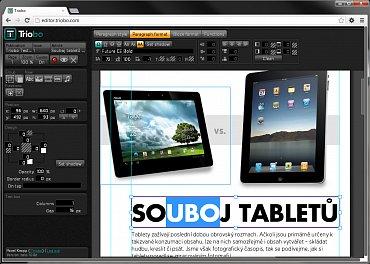Editor Triobo