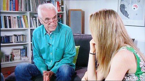 Generální ředitel a šéfredaktor Christian Mass při rozhovoru ve studiu TecTimeTV