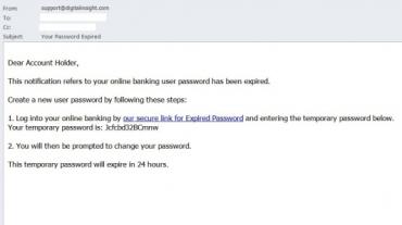 Podvodný e-mail