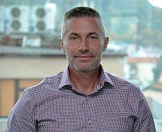 Rostislav Trávníček, ředitel marketingu a komunikace NN pojišťovny a penzijní společnosti. (10/2015)