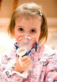 cystická fibróza, inhalátor