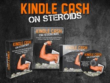 Amazon Cash není jediný titul s tímto tématem. Můžete vyzkoušet i konkurenci, Kindle Cash on Steroids. Princip je stejný, jak dostat peníze z knížek na Kindle s minimem úsilí.