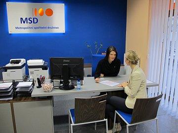 Pobočka MSD v Brně