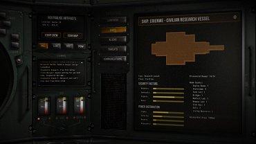 Deadnaut - obrázky ze hry.