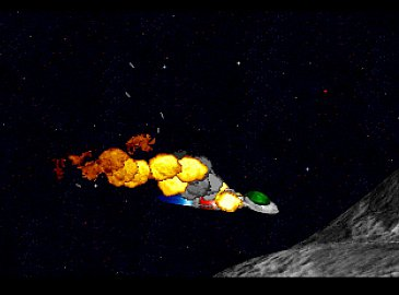 Stargunner - obrázky k článku