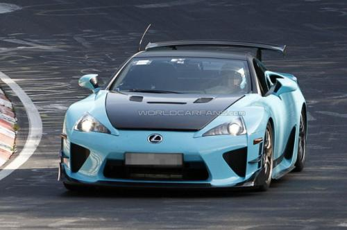 Lexus LFA (Final Edition?)