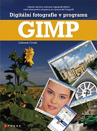 GIMP kniha