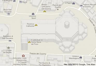 Goole 3D mapy - před