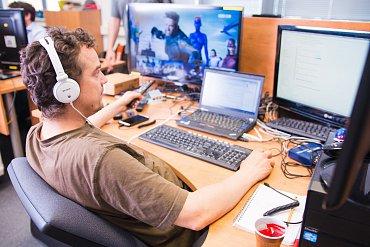 Martin Heneš, Senior HbbTV Developer