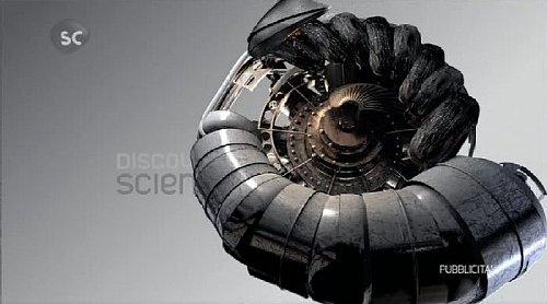 Ukázka z vysílání italské verze dokumentárního kanálu Discovery Science