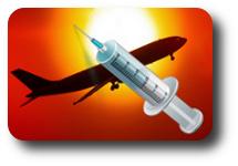 očkování do zahraničí