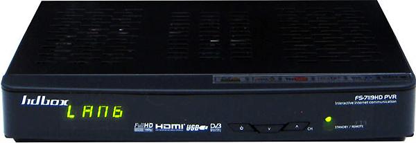 HD-BOX FS-7119HD PVR na DigiZone.cz recenzován nebyl