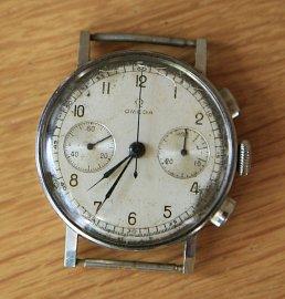 hodinky před opravou