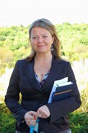 Marie Zemanová, generální ředitelka a předsedkyně představenstva ČSOB Penzijní společnost