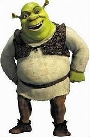 Shrek a Maurice Tillet. Jaká podoba...