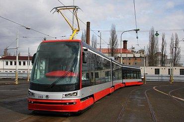 Tramvaj 15T ForCity Alfa
