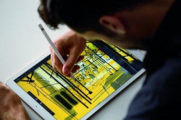 iPad Pro se stylusem Pencil