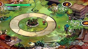 Obrázky ze hry Bastion