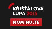 Lupa.cz: Vyberte nejlepší projekty na českém Internetu