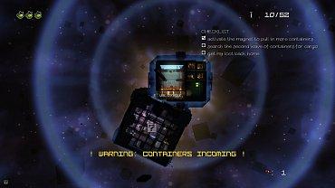 Cargo Commander - obrázky ze hry.