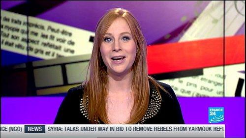 France 24 je jednou z mnoha nekódovaných zpravodajských stanic, které vysílají ve formátu 16:9.