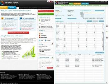 web a aplikace projektu