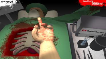 Surgeon Simulator 2013 - obrázky ze hry
