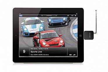 iDTV/Elgato EyeTV Mobile představuje kompaktní DVB-T tuner pro Apple iPhone 4/4S, iPad či iPad 2 s vestavěným akumulátorem, což je v tom to světě opravdu ojedinělé. Obslužnou aplikaci si nainstalujete z AppleStore.