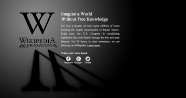 Wikipedia stávkuje