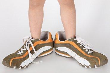 Velké boty taky nejsou žádná výhra