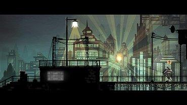 Mark of the Ninja - obrázky ze hry.