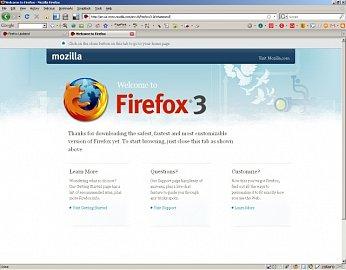 Mozilla Firefox 3.0