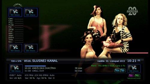 Fajnrock TV se přejmenovala na Slušnej kanál