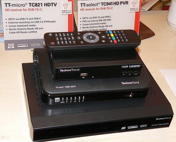 Set top boxy pro příjem DVB-T2/C již nabízí mnoho firem
