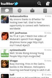 Twitter 2.0 pro OS Android