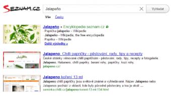 Lupa.cz: Seznam mění vyhledávání, chce vymýtit webspam