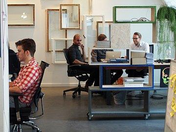 Vakcelerátoru Microsoft Ventures vBerlíně