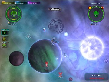 Obrázky ze hry Space Pirates And Zombies