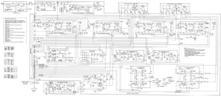 magnavox wiring diagram
