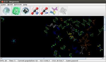 Screenshoty softwaru ze Softwarové sklizně.
