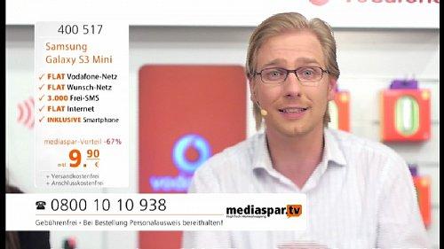 Ukázka z vysílání kanálu Mediaspar.tv