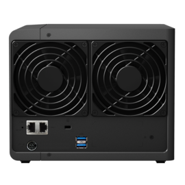 Synology DS414 - zezadu