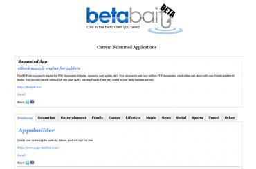 BetaBait.com