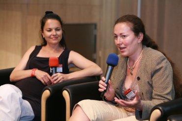 Dvě dámy českého IT Dana Bérová (Gartner) a Taťána Le Moigne (Google): Cloudové služby pro podniky a jednotlivce se k sobě rychle přibližují.