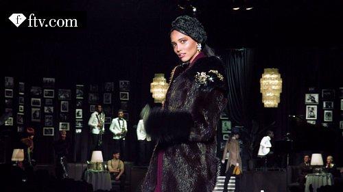 Ukázka z vysílání promo materiálů kanálu Fashion TV v rozlišení 4K