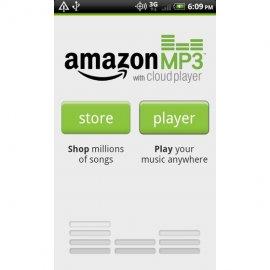 Amazon Cloud Player pro Android zařízení